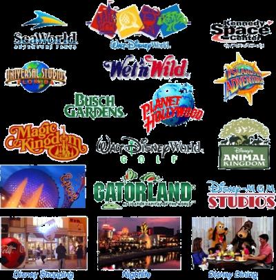 Orlando Area Attractions